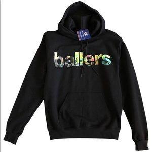 Champion Black Hbo Ballers Hoodie
